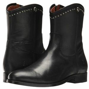 NEW Frye Melissa Stud Short Boot (Women) NIB $327+
